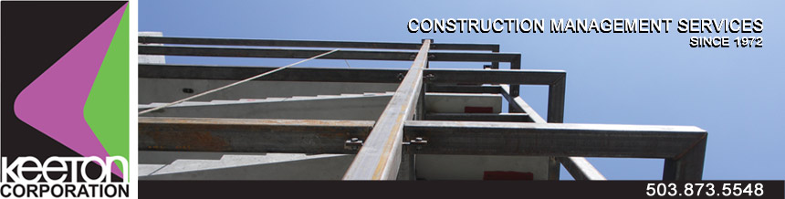 keeton corporation - construction management services